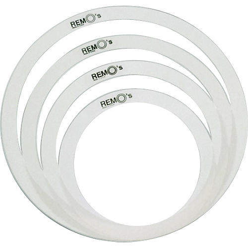 Remo RemOs Tone Control Rings Pack - 12