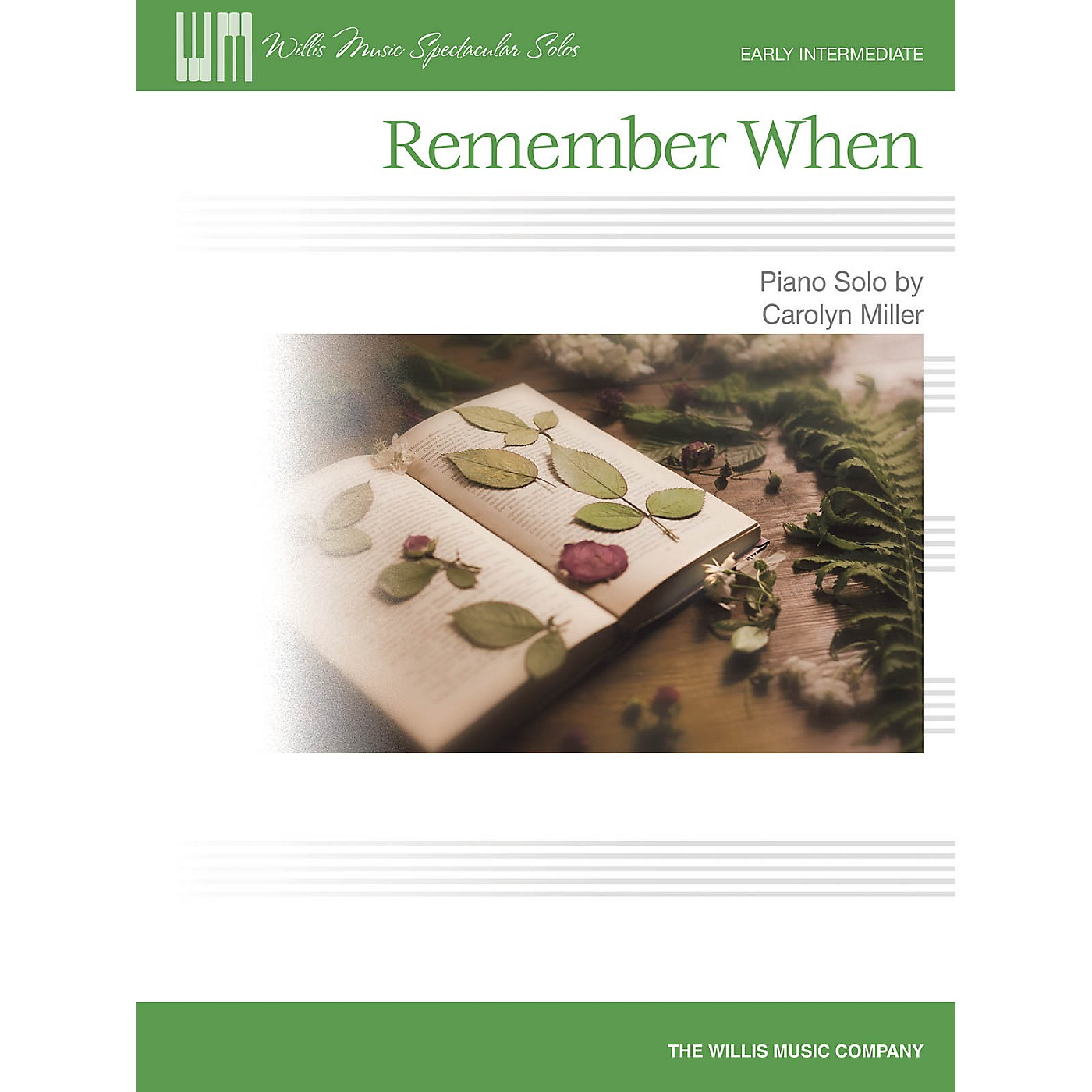 Willis Music Remember When (Early Inter Level) Willis Series by Carolyn Miller thumbnail