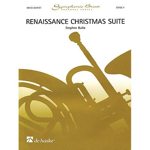 De Haske Music Renaissance Christmas Suite (for Brass Ensemble) De Haske Ensemble Series thumbnail
