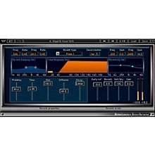 Waves Renaissance Reverb Native Software Plug-In Software Download