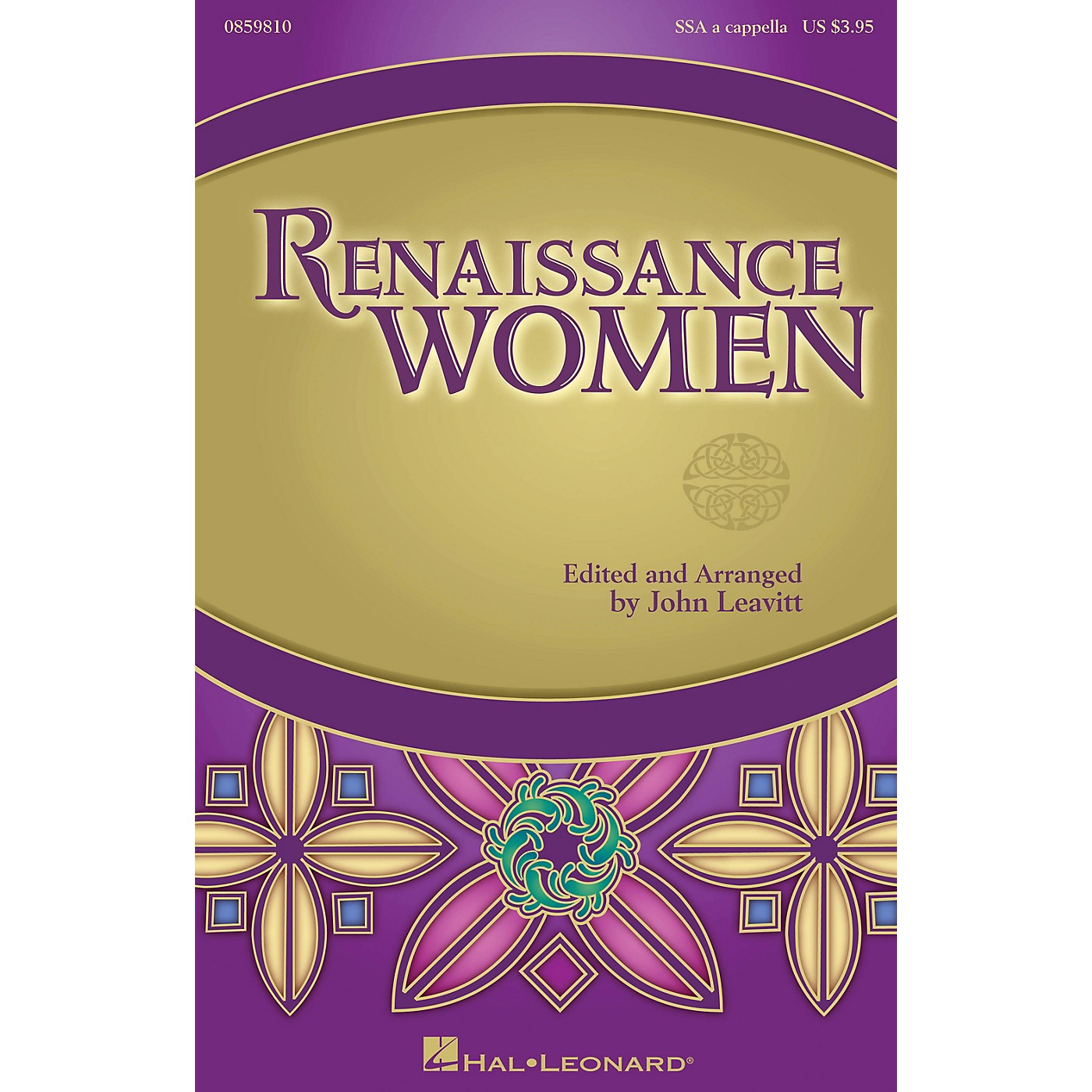 Hal Leonard Renaissance Women (Collection) SSA A Cappella arranged by John Leavitt thumbnail