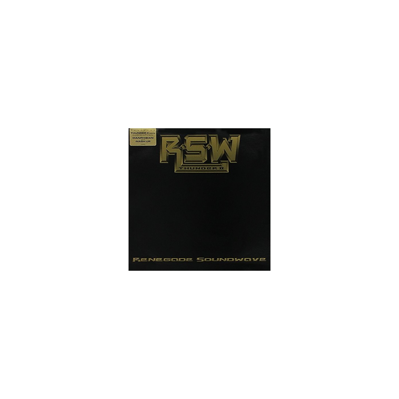 Alliance Renegade Soundwave - Thunder II thumbnail