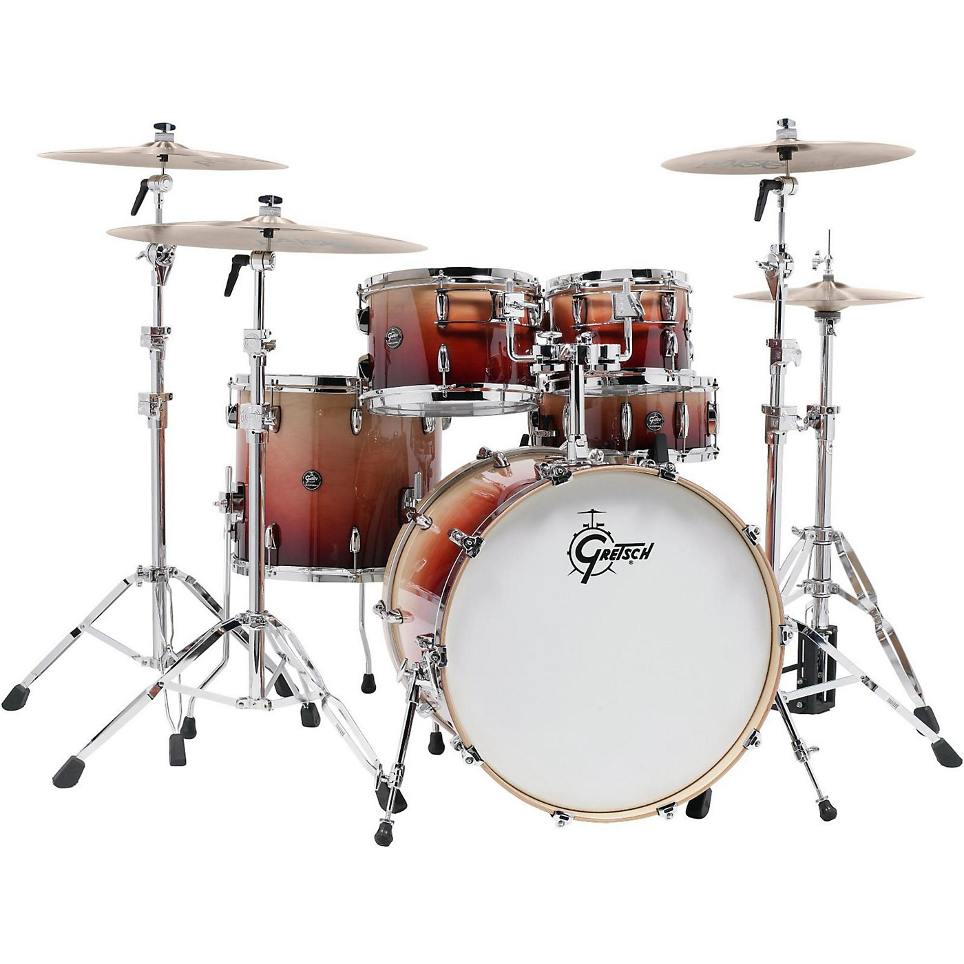 Gretsch Drums Renown Series Maple 5-Piece Shell Pack thumbnail