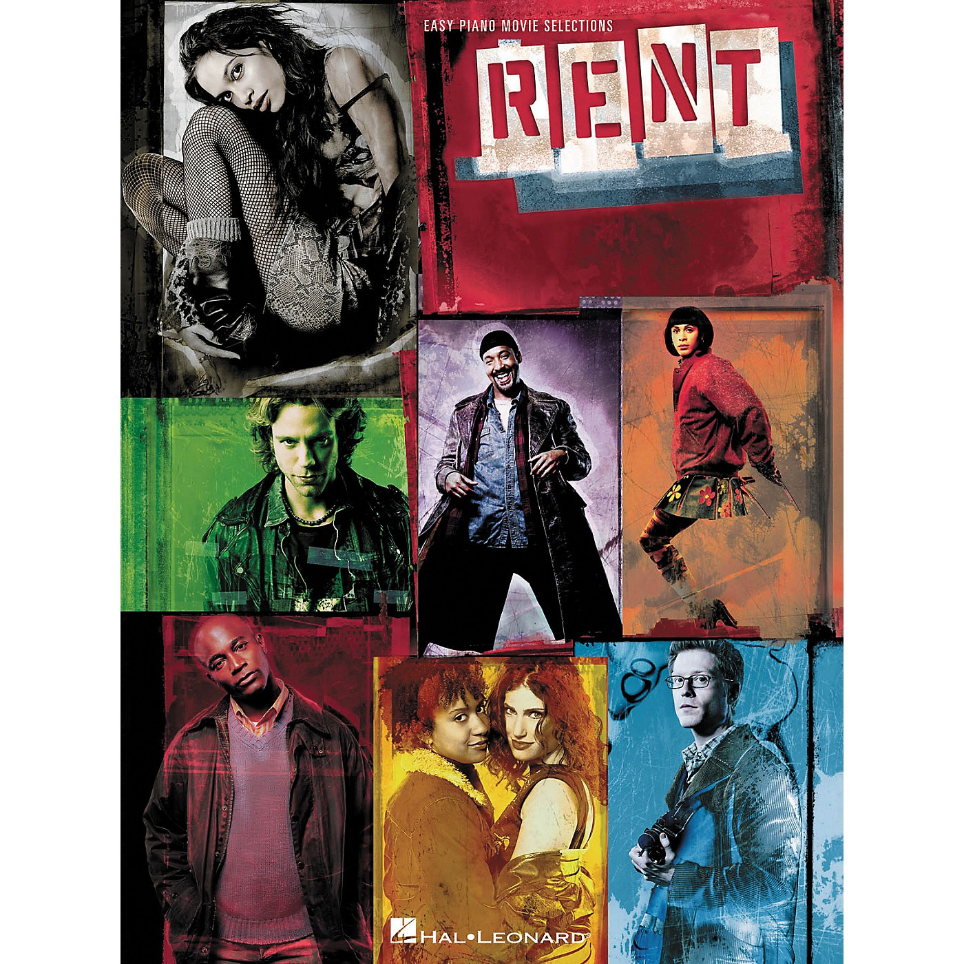 Hal Leonard Rent - Movie Selections For Easy Piano thumbnail