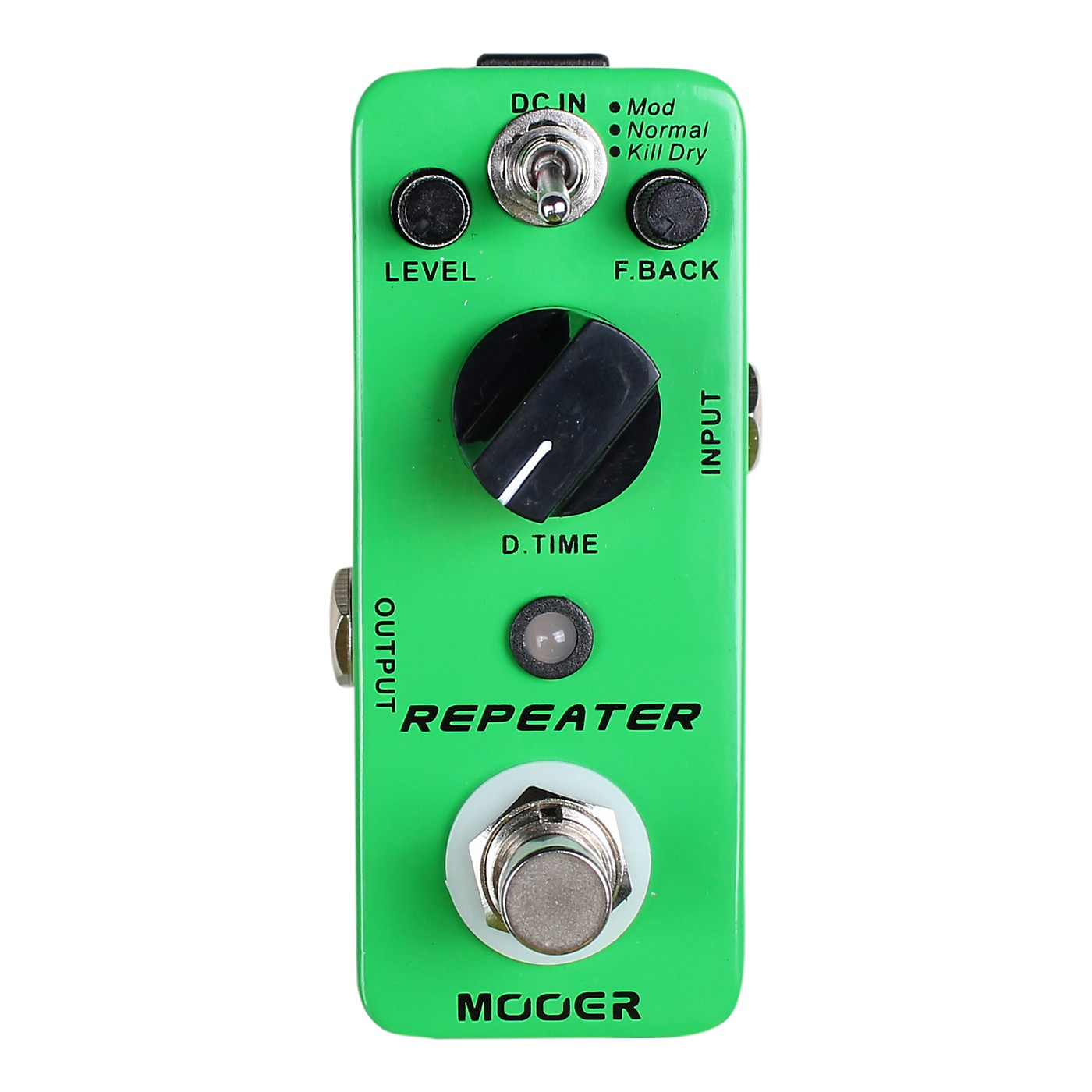 Mooer Repeater Digital Delay Guitar Effects Pedal thumbnail