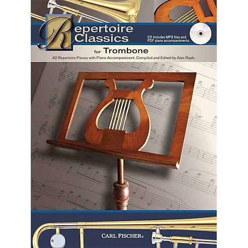 Carl Fischer Repertoire Classics for Trombone-thumbnail