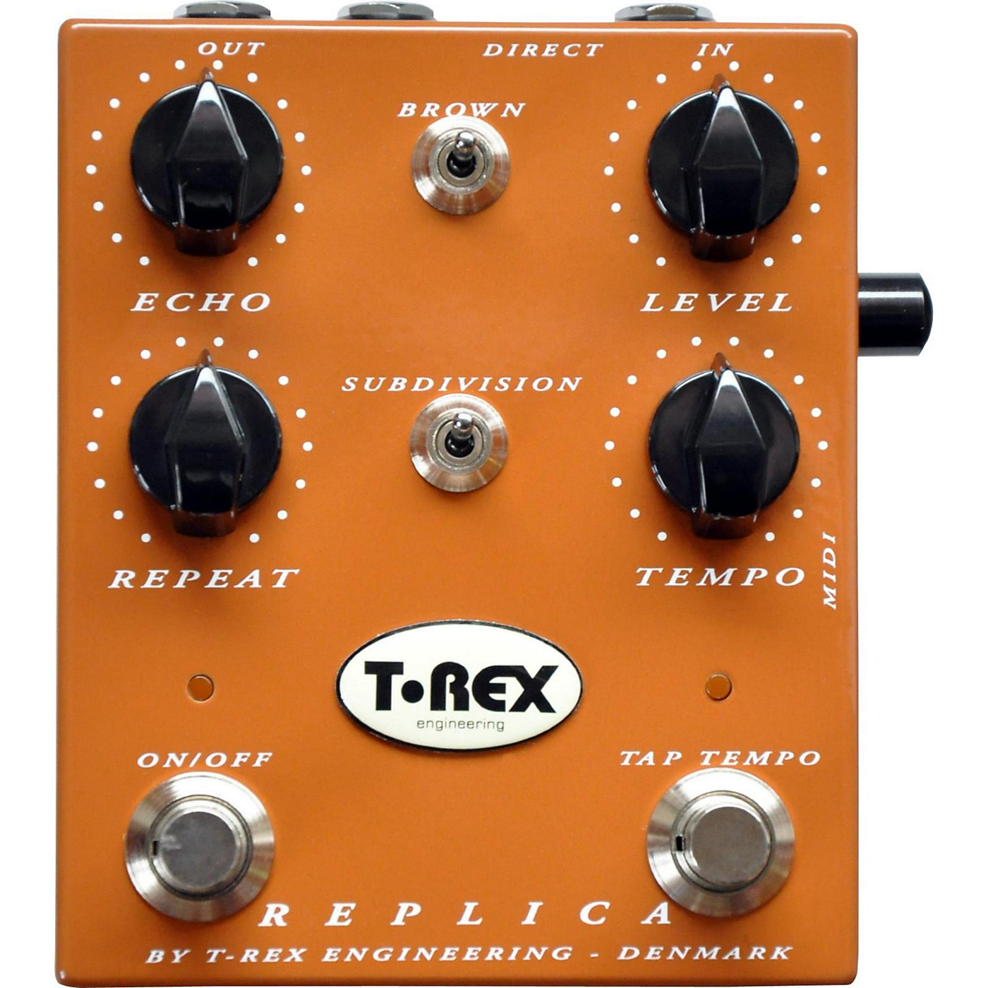 T-Rex Engineering Replica Delay/Echo Pedal thumbnail