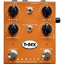 T-Rex Engineering Replica Delay/Echo Pedal
