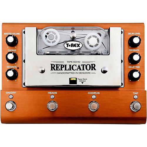 T-Rex Engineering Replicator Analog Tape Delay Guitar Effects Pedal thumbnail