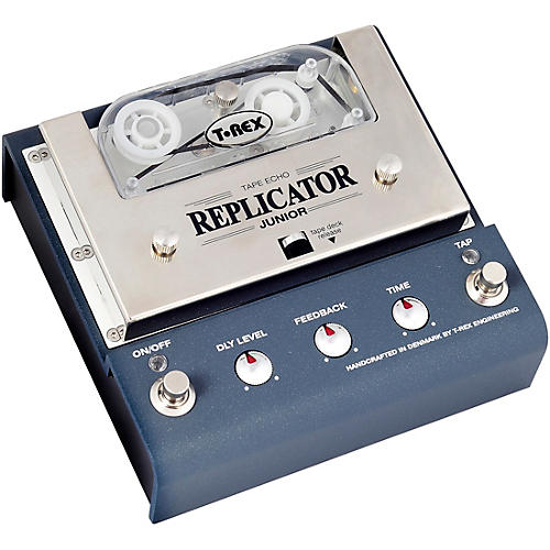 T-Rex Engineering Replicator Junior Analog Tape Echo Delay Effects Pedal thumbnail