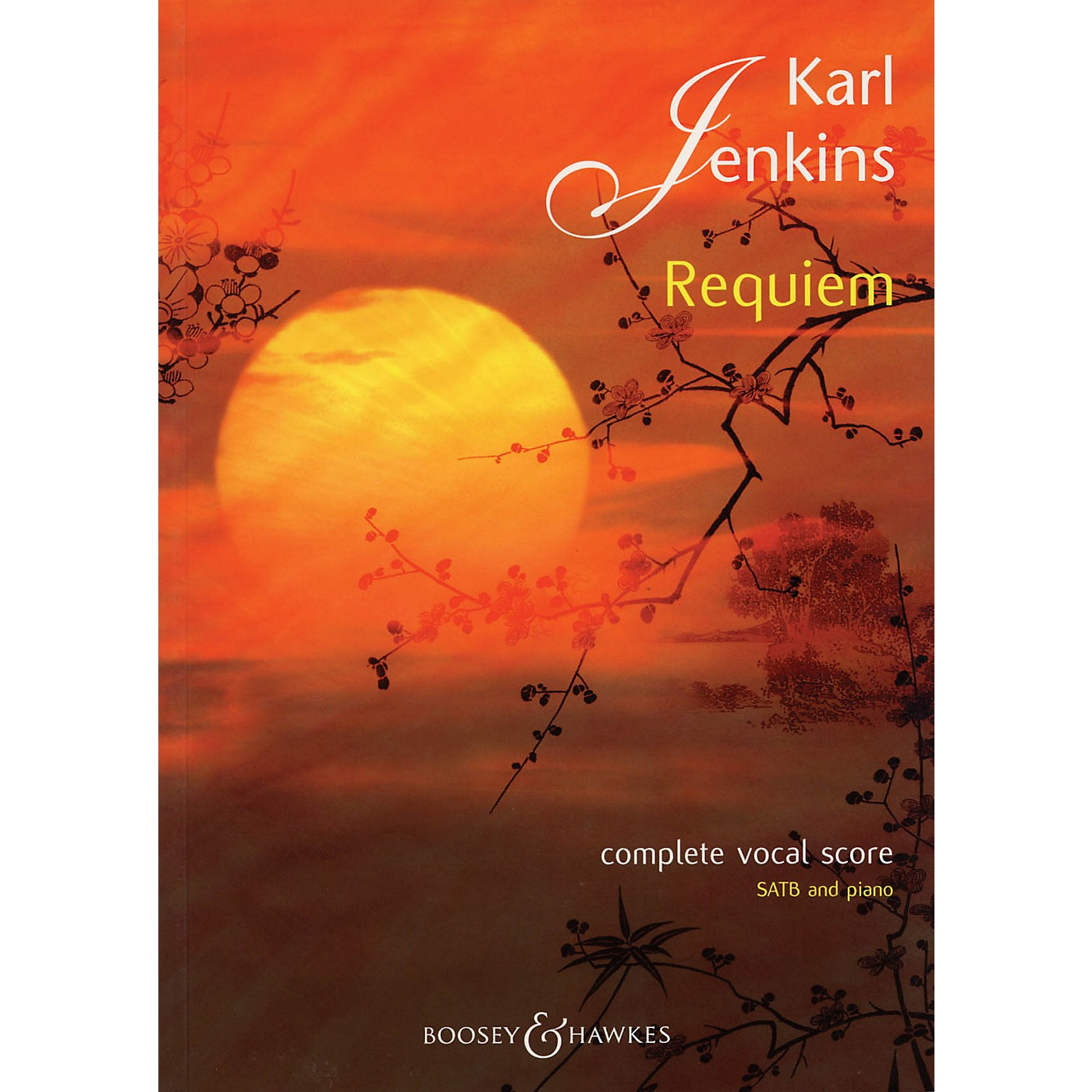 Boosey and Hawkes Requiem (Complete Vocal Score) Vocal Score composed by Karl Jenkins thumbnail
