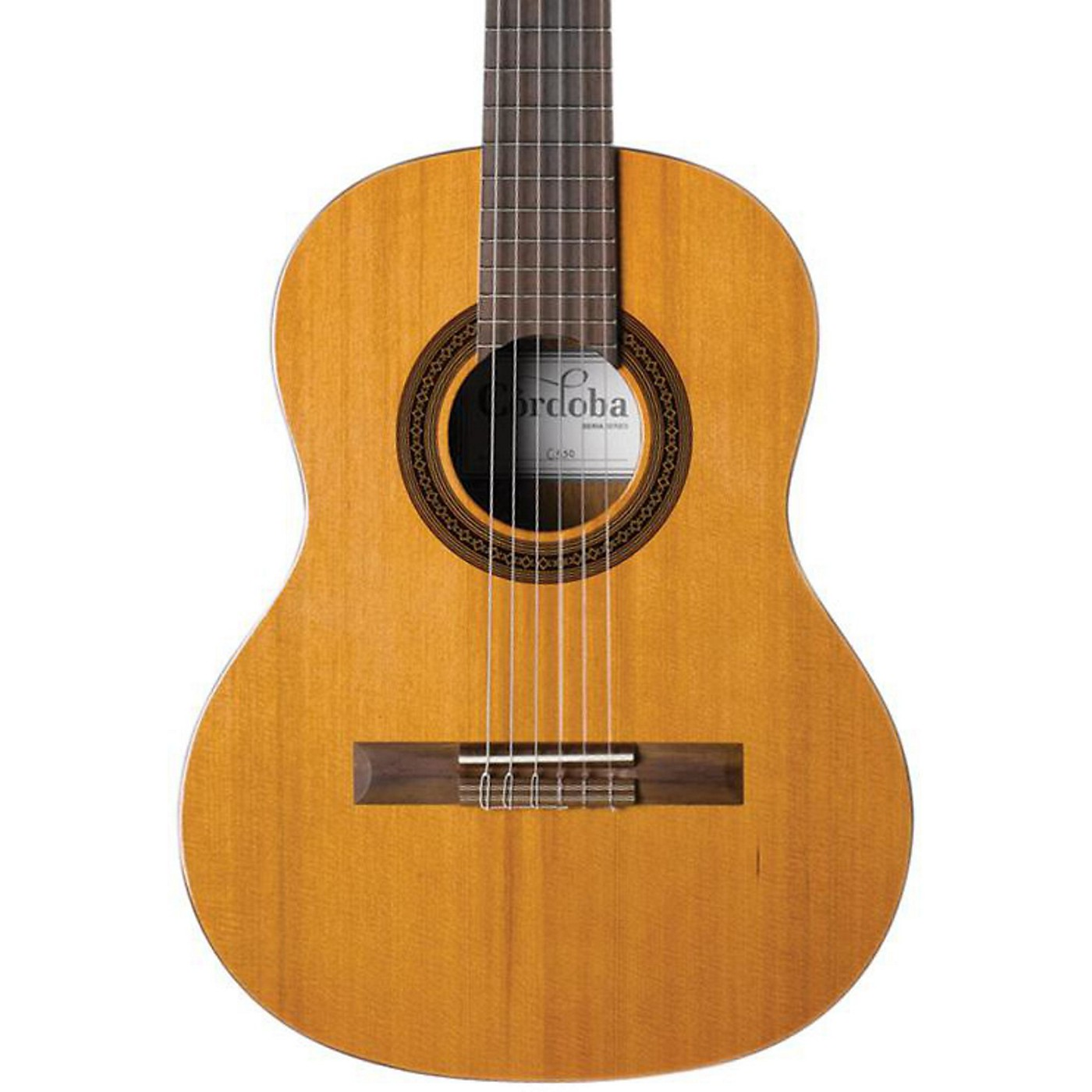 Cordoba Requinto 580 1/2 Size Acoustic Nylon String Classical Guitar thumbnail