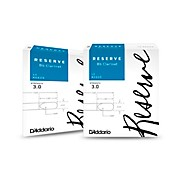Reserve Bb Clarinet Reeds 10-Pack, 2 Box Special 3