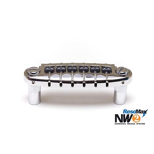 Graph Tech ResoMax NW2 Wraparound Bridge with String Saver Saddles thumbnail