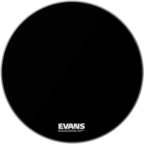 Evans Resonant Black Bass Drumhead thumbnail
