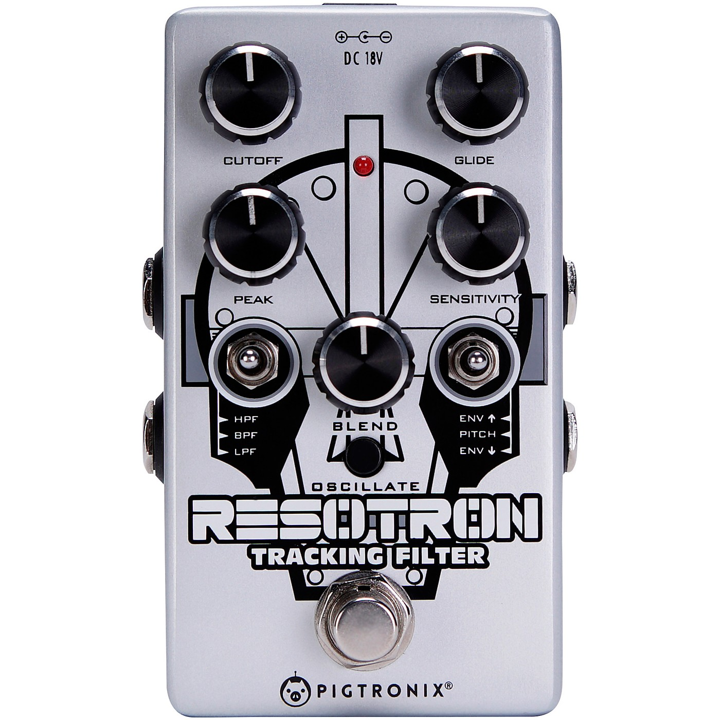 Pigtronix Resotron Filter Effects Pedal thumbnail