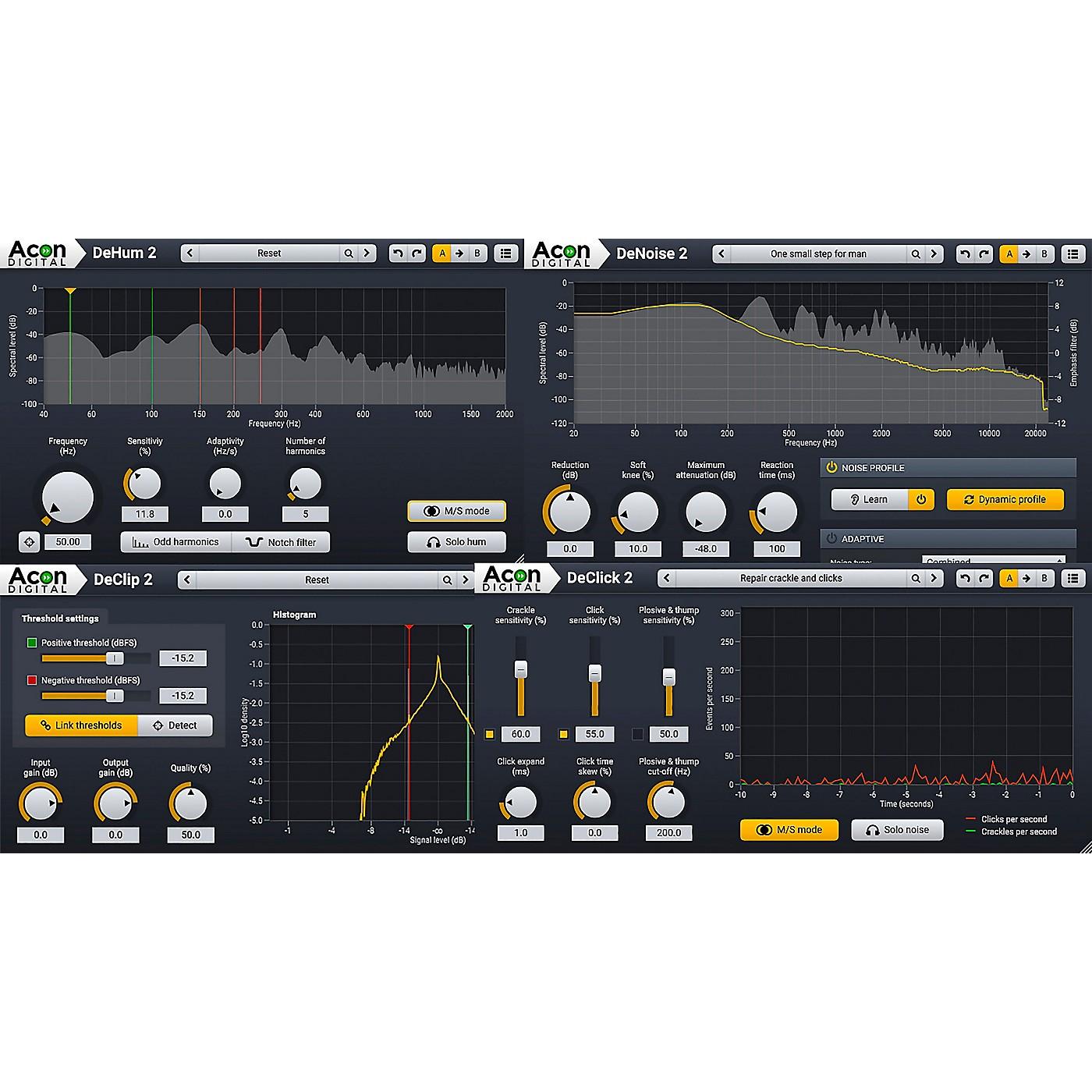 ACON DIGITAL Restoration Suite 2 (Download) thumbnail