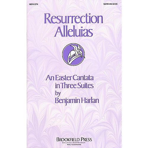 Brookfield Resurrection Alleluias (Cantata) SATB composed by Benjamin Harlan thumbnail