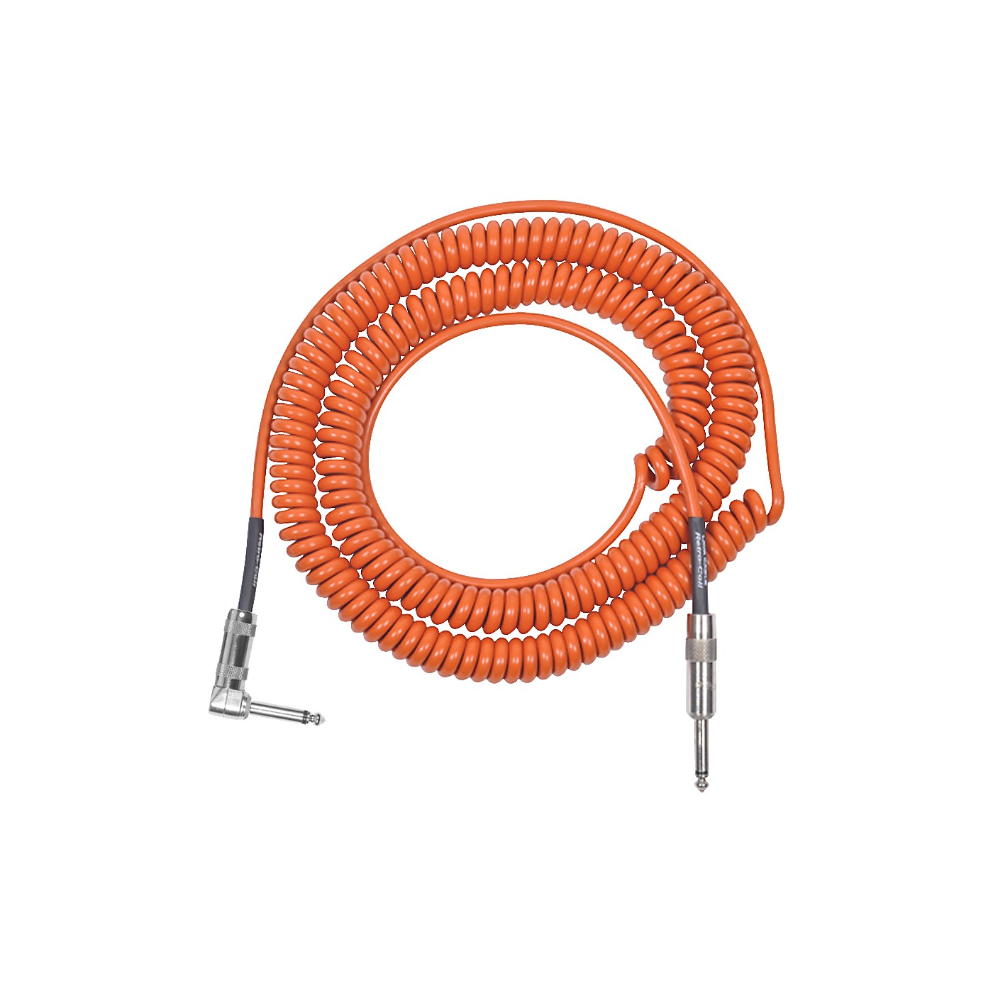 Lava Retro Coil 20 Foot Instrument Cable Straight to Right Angle thumbnail