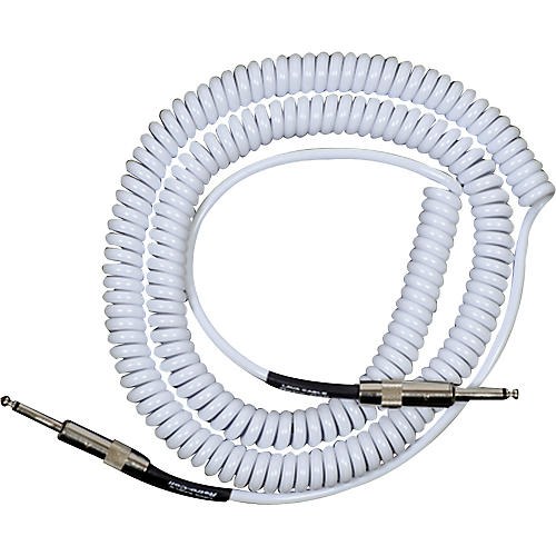 Lava Retro Coil 20 Foot Instrument Cable Straight to Straight Assorted Colors-thumbnail