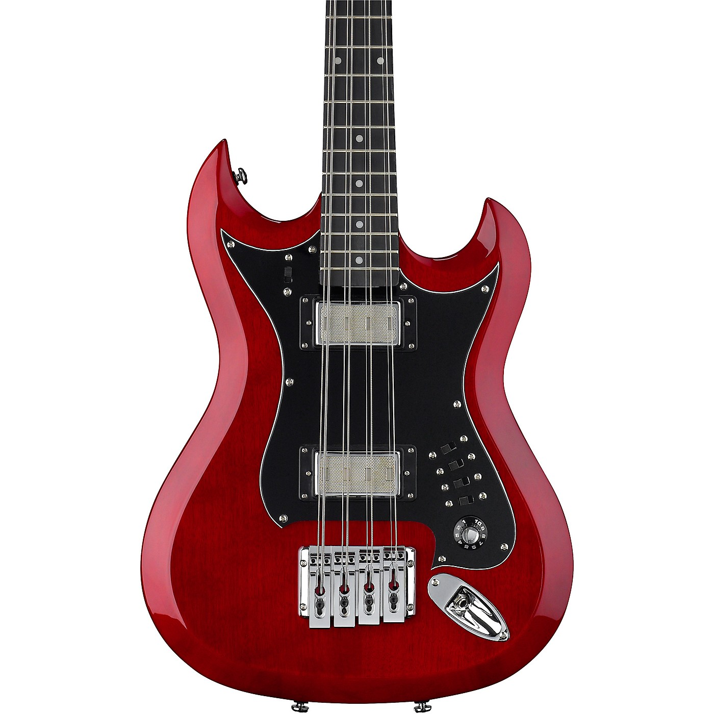 Hagstrom Retroscape H8 Reissue 8-String Electric Bass Guitar thumbnail