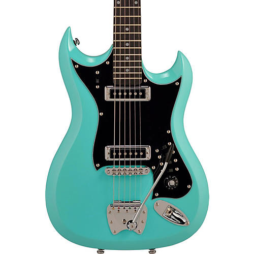 Hagstrom Retroscape Series H-II Electric Guitar thumbnail