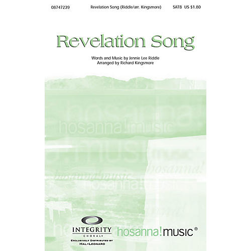 Integrity Music Revelation Song Orchestra Arranged by Richard Kingsmore thumbnail