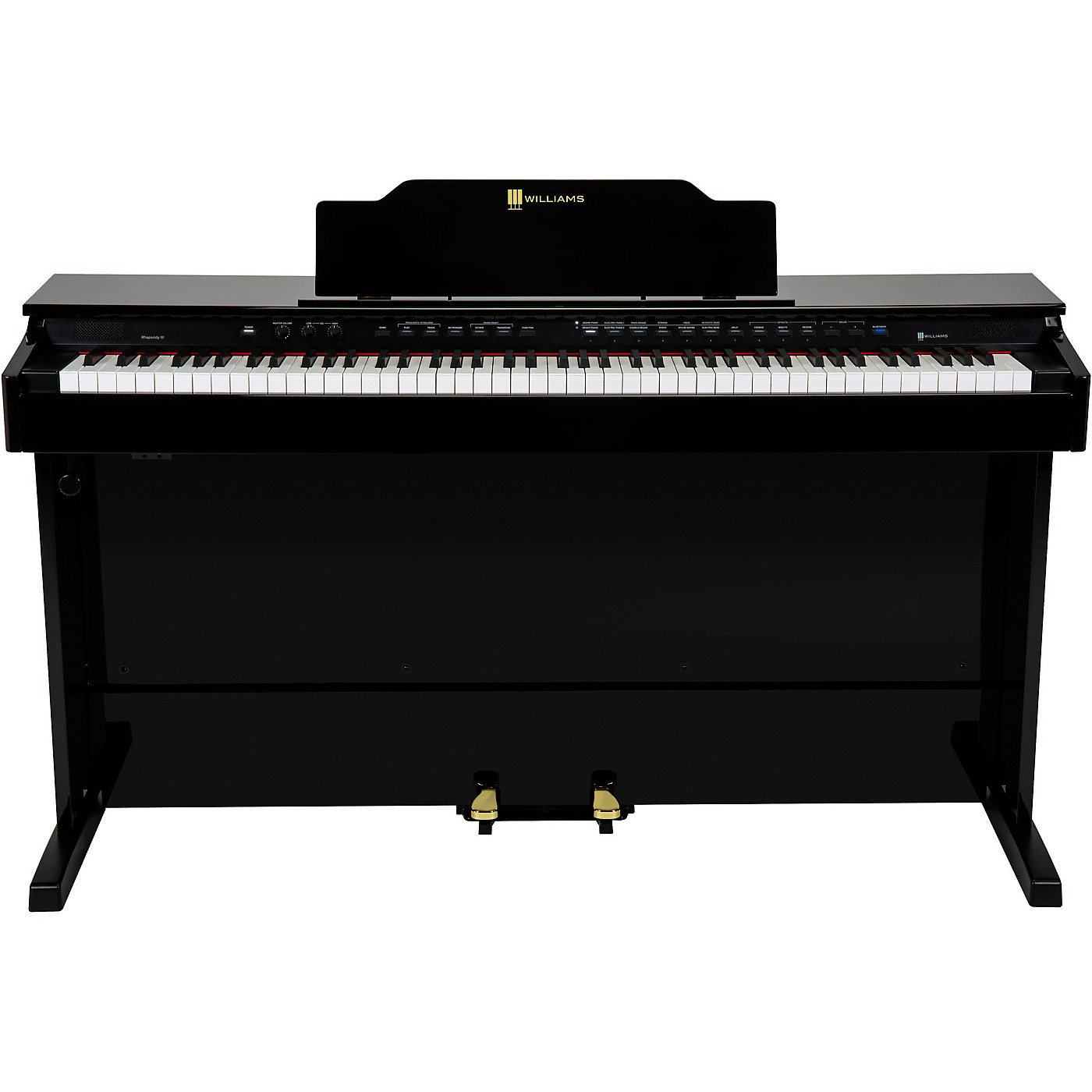 Williams Rhapsody III Digital Piano with Bluetooth thumbnail
