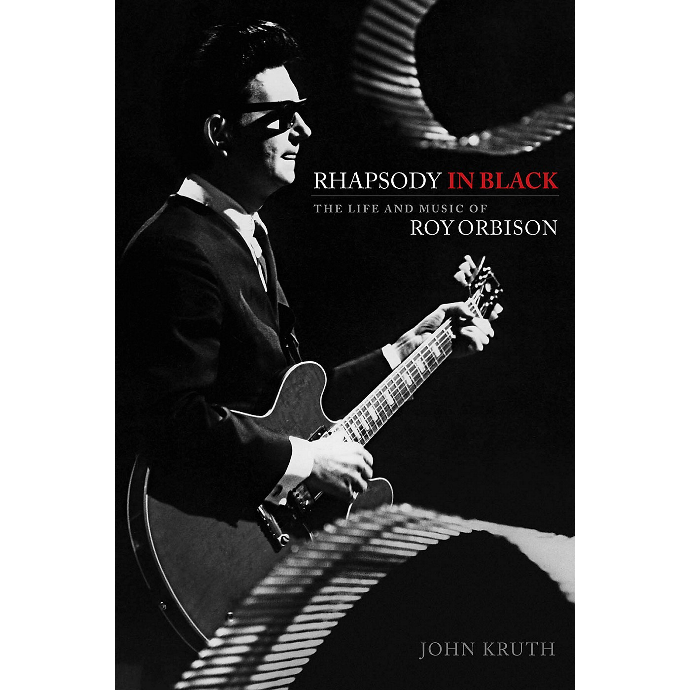 Hal Leonard Rhapsody In Black - The Life And Music Of Roy Orbison thumbnail