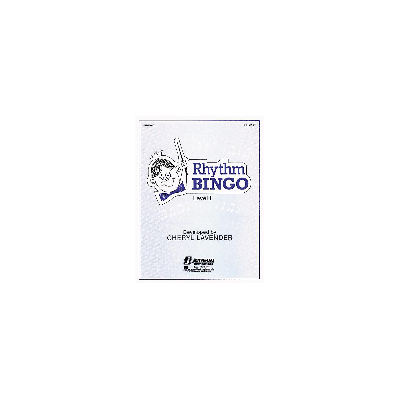 Hal Leonard Rhythm Bingo Level 1 (Game) thumbnail