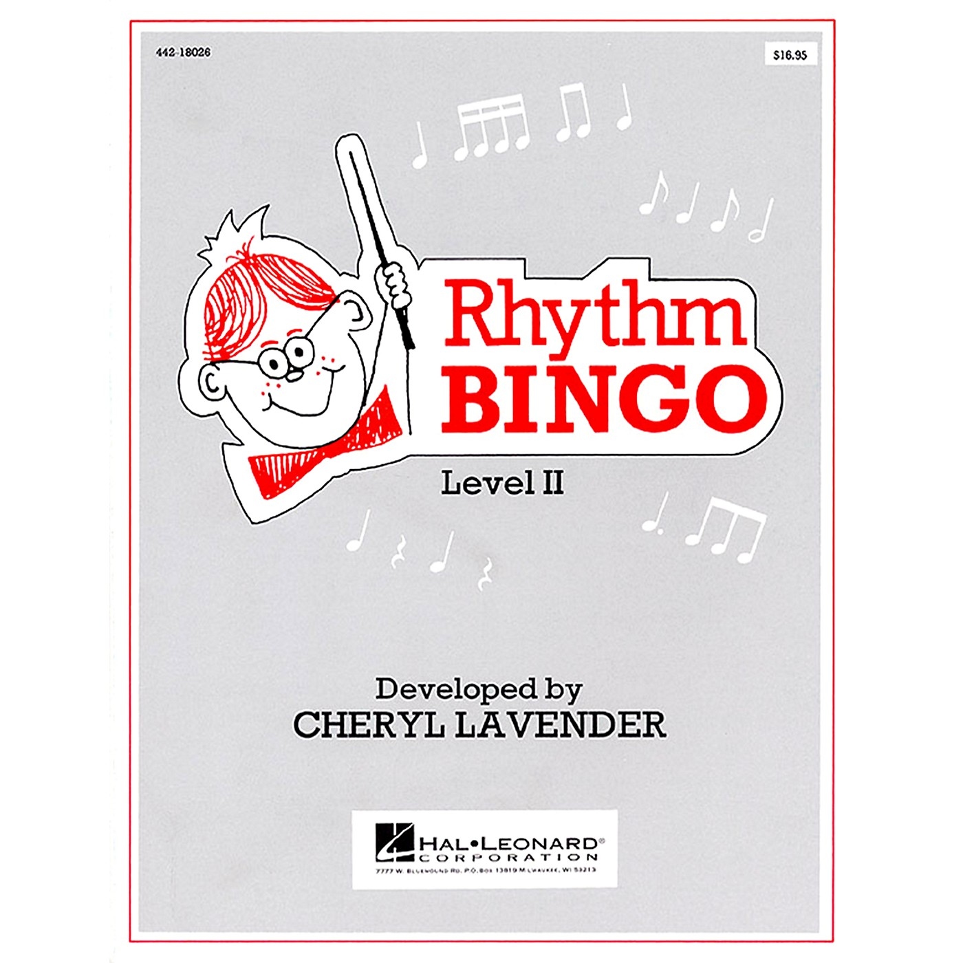 Hal Leonard Rhythm Bingo Level 2 thumbnail