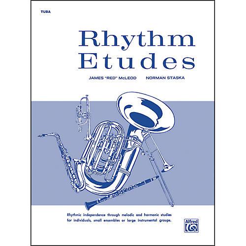 Alfred Rhythm Etudes Tuba thumbnail