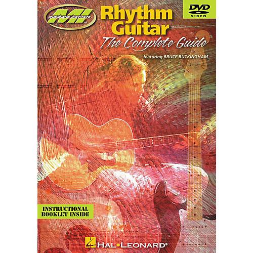 Musicians Institute Rhythm Guitar DVD thumbnail