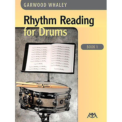 Meredith Music Rhythm Reading For Drums - Book 1 thumbnail