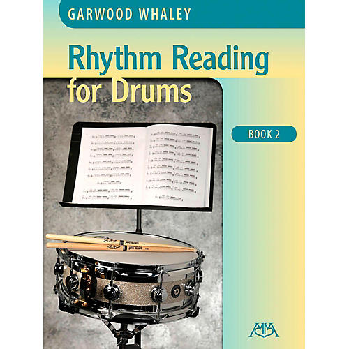Meredith Music Rhythm Reading For Drums - Book 2 thumbnail
