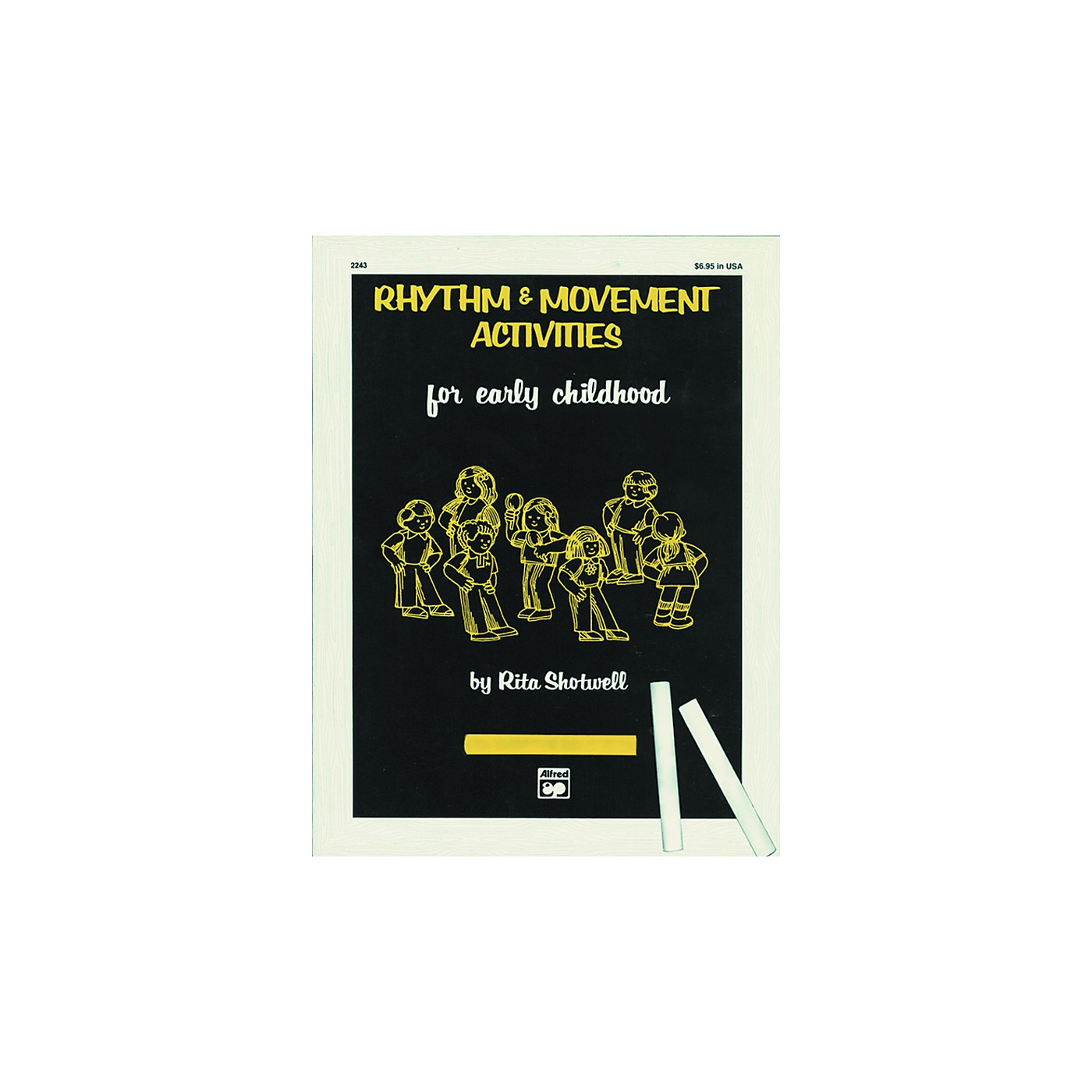 Alfred Rhythm and Movement Activities Book thumbnail