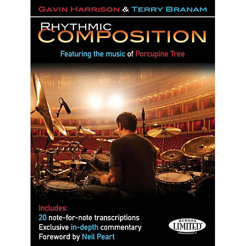 Hudson Music Rhythmic Composition - Transcriptions From Porcupine Tree By Gavin Harrison thumbnail