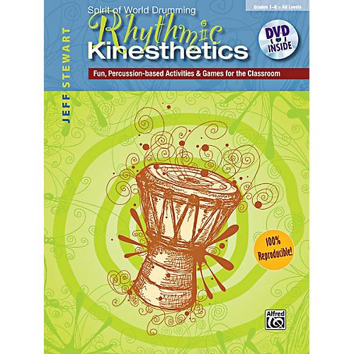 Alfred Rhythmic Kinesthetics Book & DVD thumbnail