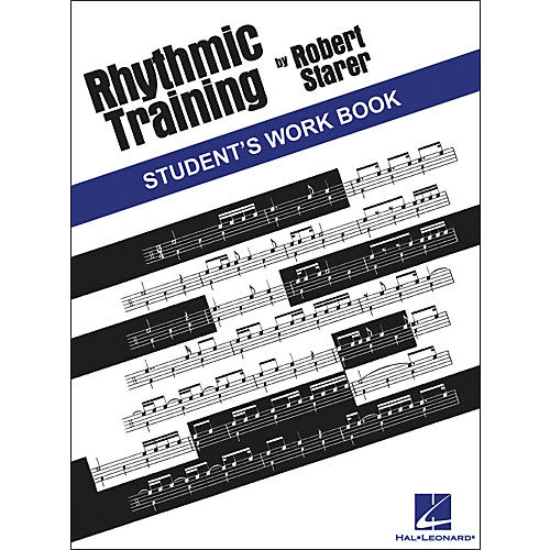 Hal Leonard Rhythmic Training Student's Workbook thumbnail