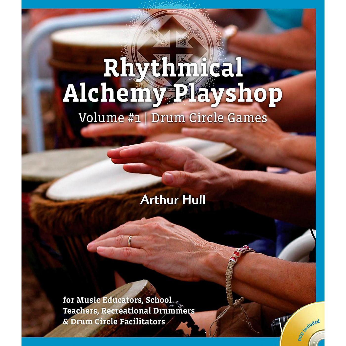 Hal Leonard Rhythmical Alchemy Playshop  Volume #1 Book/DVD thumbnail