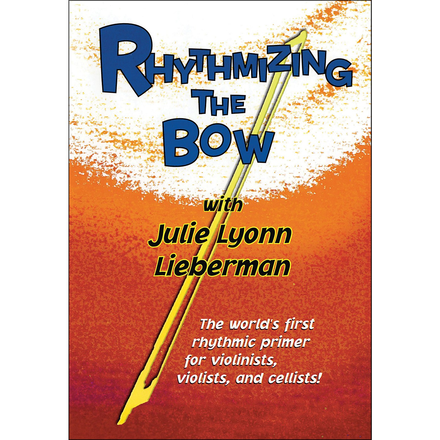 Hal Leonard Rhythmizing The Bow - 60 Minute Video (DVD) thumbnail