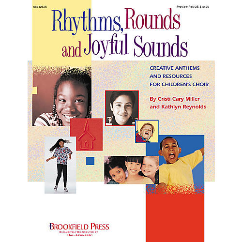 Brookfield Rhythms, Rounds and Joyful Sounds (Creative Anthems and Resources) Preview Pak by Cristi Cary Miller thumbnail