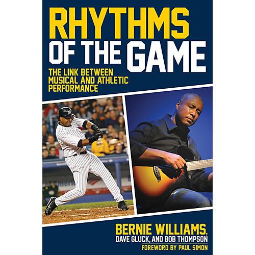 Hal Leonard Rhythms of the Game Book Series Hardcover Written by Bernie Williams thumbnail