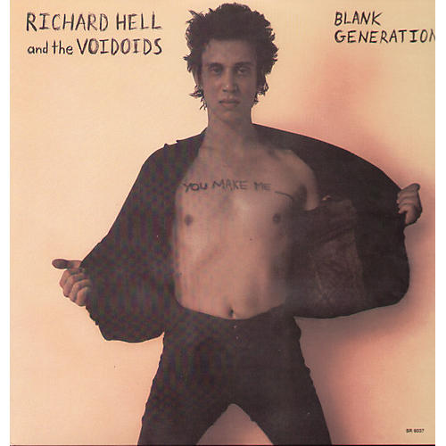 Alliance Richard Hell - Blank Generation thumbnail