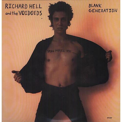 Alliance Richard Hell - Blank Generation thumbnail
