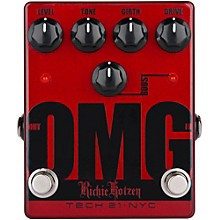 Tech 21 Richie Kotzen OMG Signature Overdrive Guitar Effects Pedal