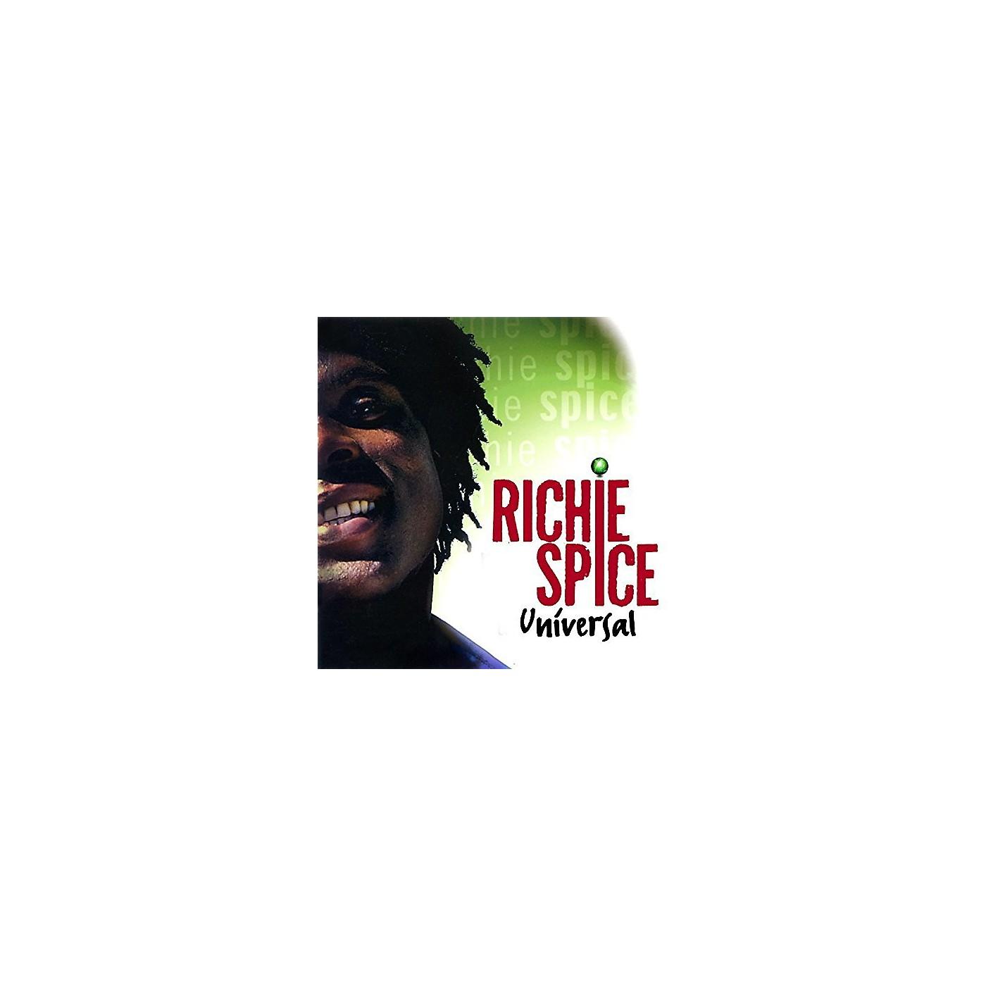 Alliance Richie Spice - Universal thumbnail