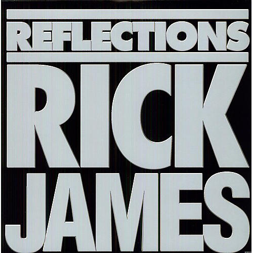 Alliance Rick James - Reflections: Greatest Hits thumbnail
