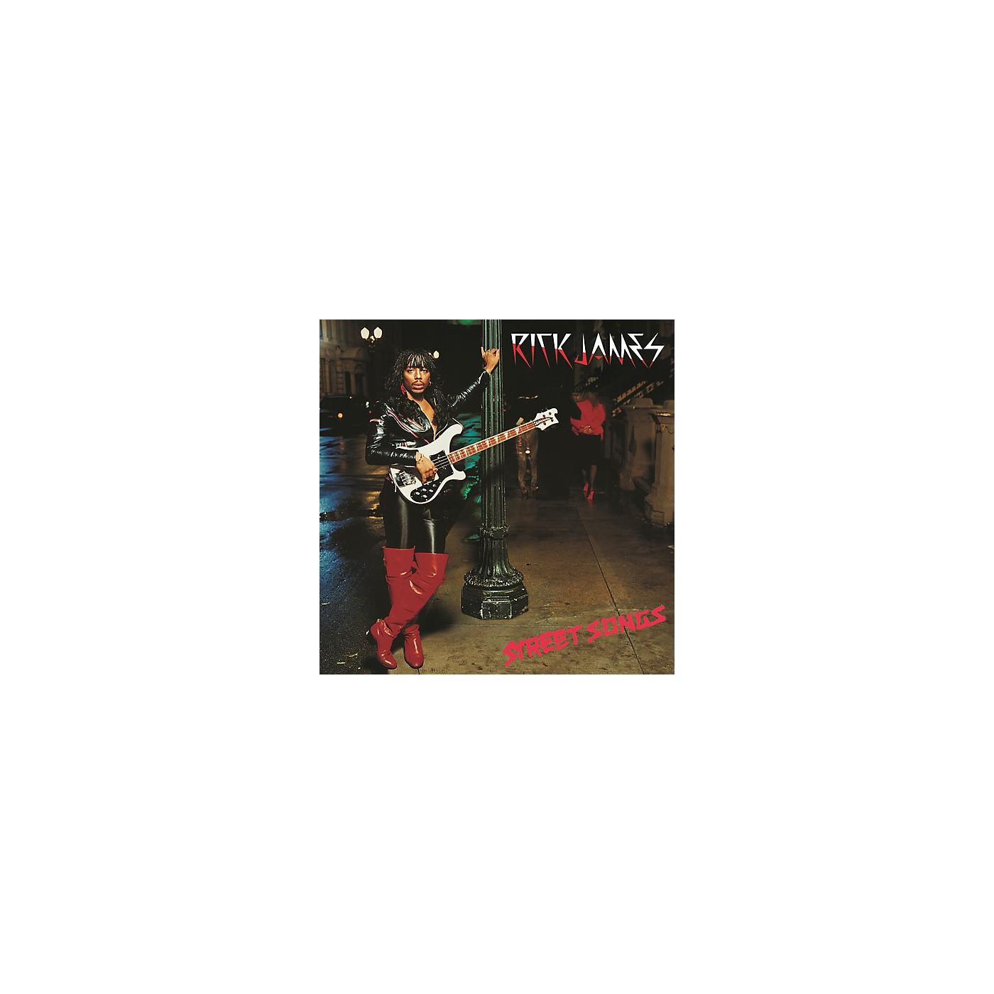 Alliance Rick James - Street Songs thumbnail