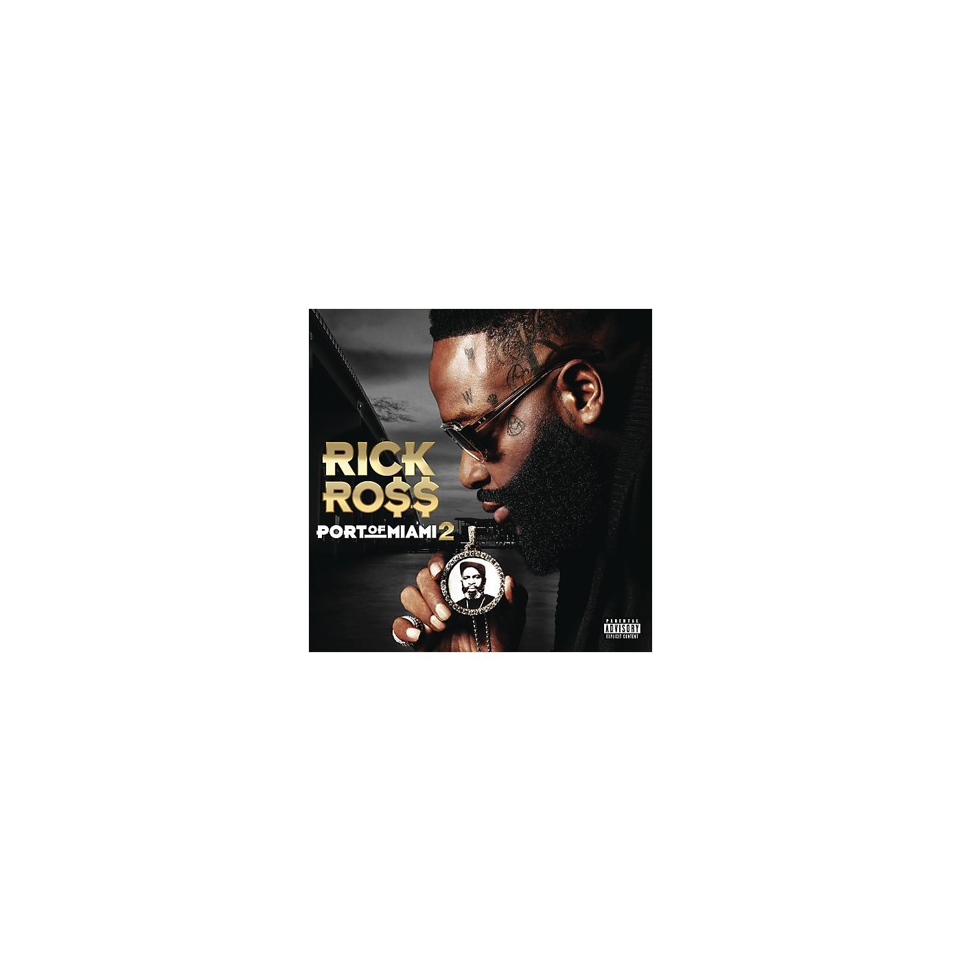 Alliance Rick Ross - Port Of Miami 2 (CD) thumbnail